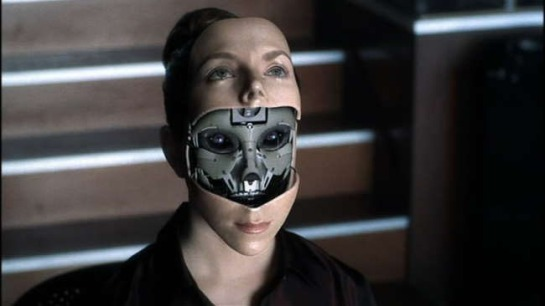 Screen frame from A.I. Artificial Intelligence, a film by Steven Spielberg, 2001.